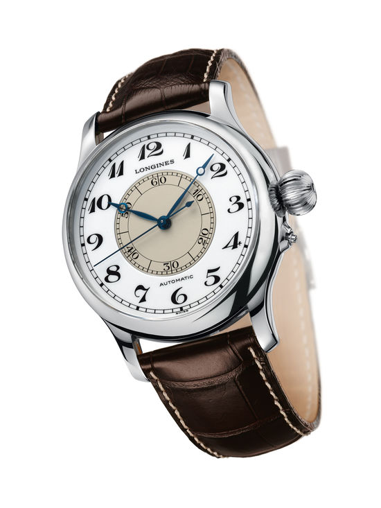 Longines The Longines Weems Second-Setting Watch Watch 4