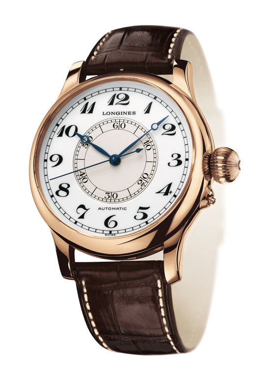 Longines The Longines Weems Second-Setting Watch Watch 8