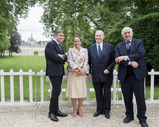 """Longines Corporate Event: Longines inaugurates the exhibition """"Painting the races"""" as its main patron 2"""