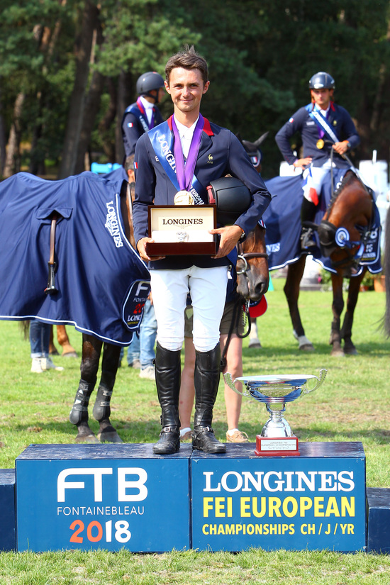 Longines Show Jumping Event: The next generation of athletes showcased in the Longines FEI European Championships CH / J / YR 1