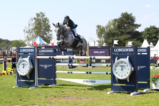 Longines Show Jumping Event: The next generation of athletes showcased in the Longines FEI European Championships CH / J / YR 13
