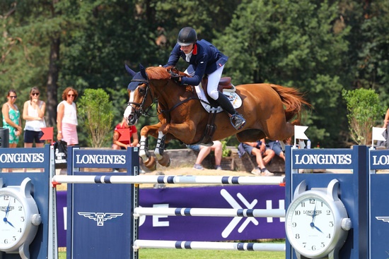 Longines Show Jumping Event: The next generation of athletes showcased in the Longines FEI European Championships CH / J / YR 12