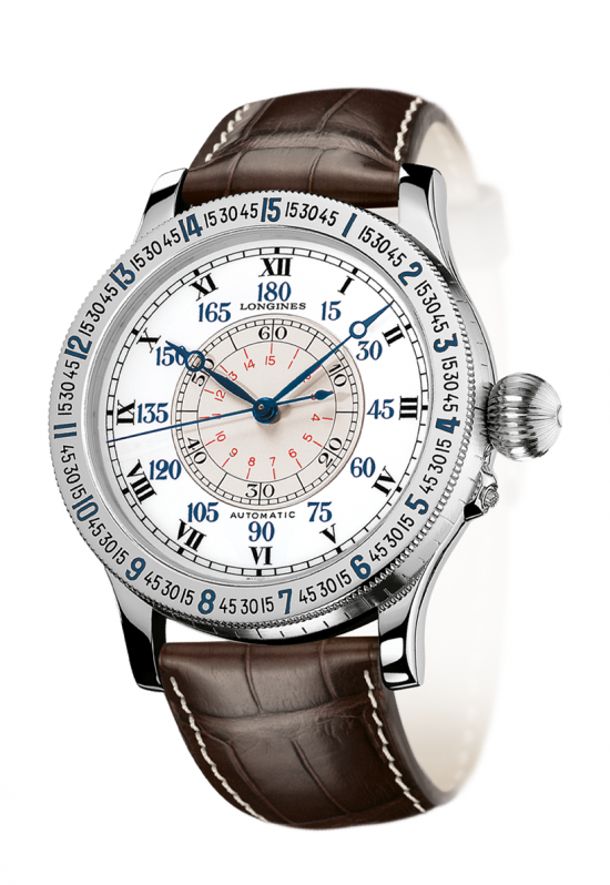 Longines The Lindbergh Hour Angle Watch Watch 8