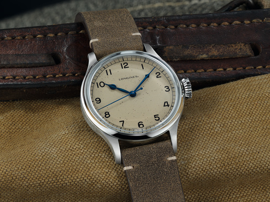 Longines The Longines Heritage Military Watch 6