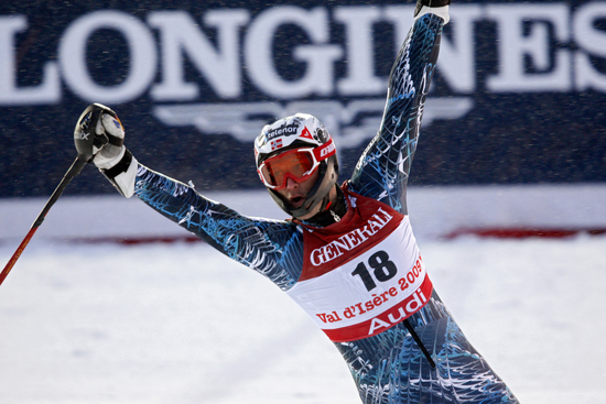 Longines Alpine Skiing Event: Longines and alpine skiing – a successful partnership continues (Levi, FINLAND)  1