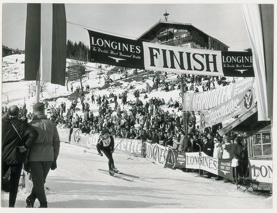 "Longines Alpine Skiing Event: Start of the alpine ski season and presentation of the new prize ""Longines Rising Ski Stars"" (Sölden, AUSTRIA)  3"