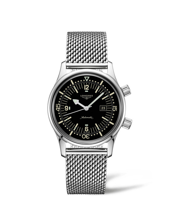 Longines The Longines Legend Diver Watch Watch 3