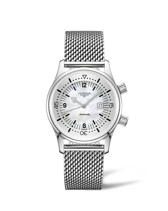 Longines The Longines Legend Diver Watch Watch 8