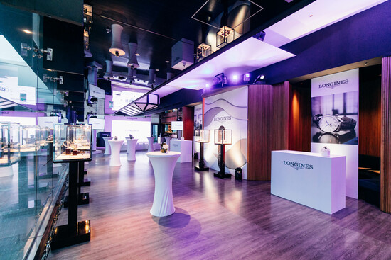Longines Corporate Event: The latest models of The Longines Master Collection unveiled in Taiwan 2
