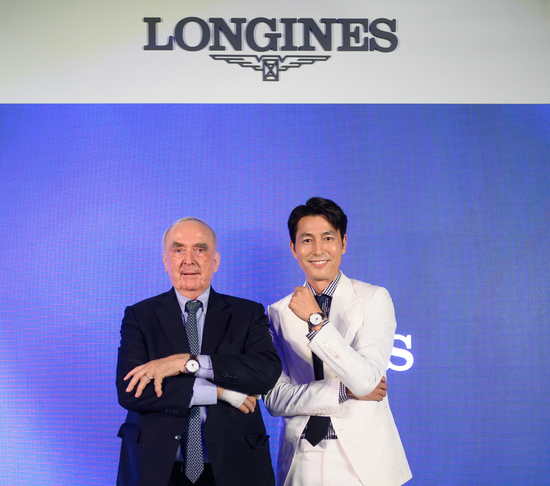 Longines Corporate Event: The latest models of The Longines Master Collection unveiled in Taiwan 6