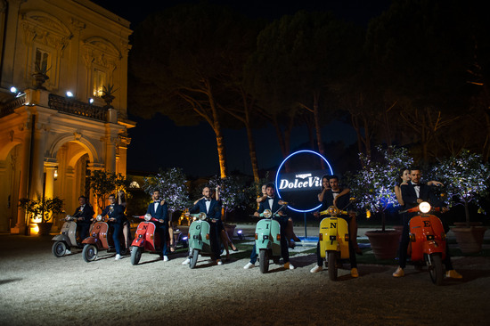 Longines Corporate Event: Longines lives the dolce vita in Rome  11