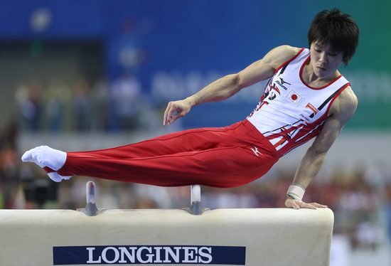 Longines Gymnastics Event: Longines celebrates elegance and performance at the 45th Artistic Gymnastics World Championships in Nanning (Nanning, CHINA)  7