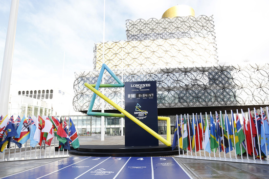 Longines Commonwealth Games Event: Longines and CGF agree historic multi-Commonwealth Games partnership, as Birmingham 2022 Countdown Clock is revealed 3