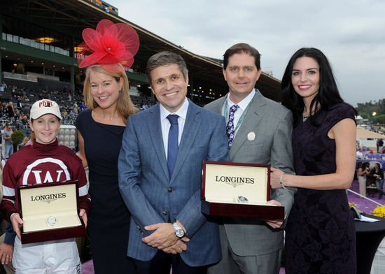 Longines Flat Racing Event: Longines Times the Breeders' Cup World Championships 6