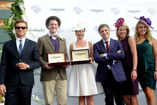 Longines Flat Racing Event: Longines Times the Breeders' Cup World Championships 7