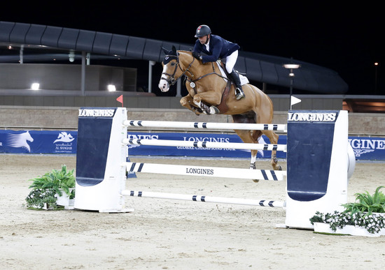 Longines Show Jumping Event: Doha hosts the climax of the Longines Global Champions Tour 2014 1