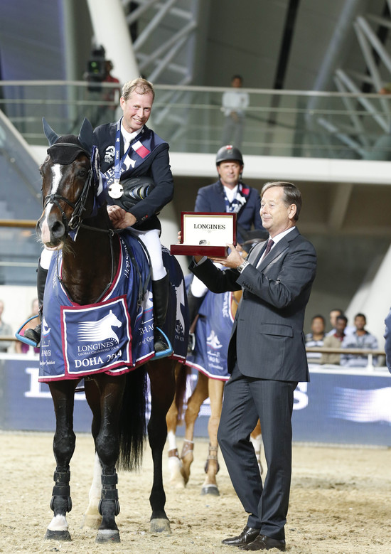Longines Show Jumping Event: Doha hosts the climax of the Longines Global Champions Tour 2014 2
