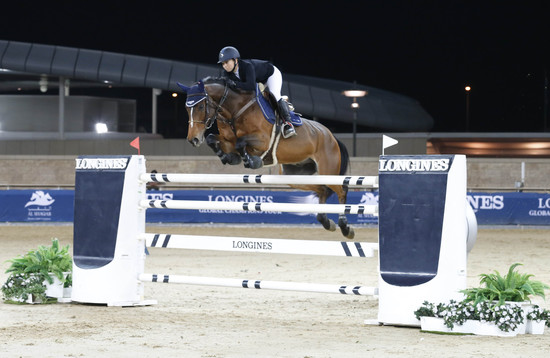 Longines Show Jumping Event: Doha hosts the climax of the Longines Global Champions Tour 2014 4