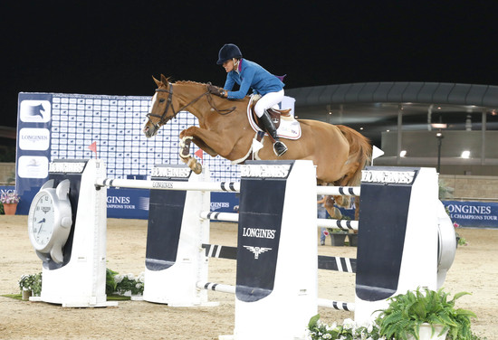 Longines Show Jumping Event: Doha hosts the climax of the Longines Global Champions Tour 2014 6