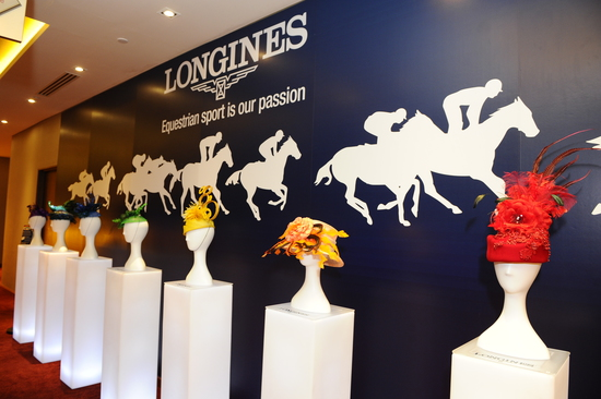 Longines Flat Racing Event: LONGINES SINGAPORE GOLD CUP 2014 RAISES S$241,616 FOR CHARITY (Singapore, SINGAPORE)  8