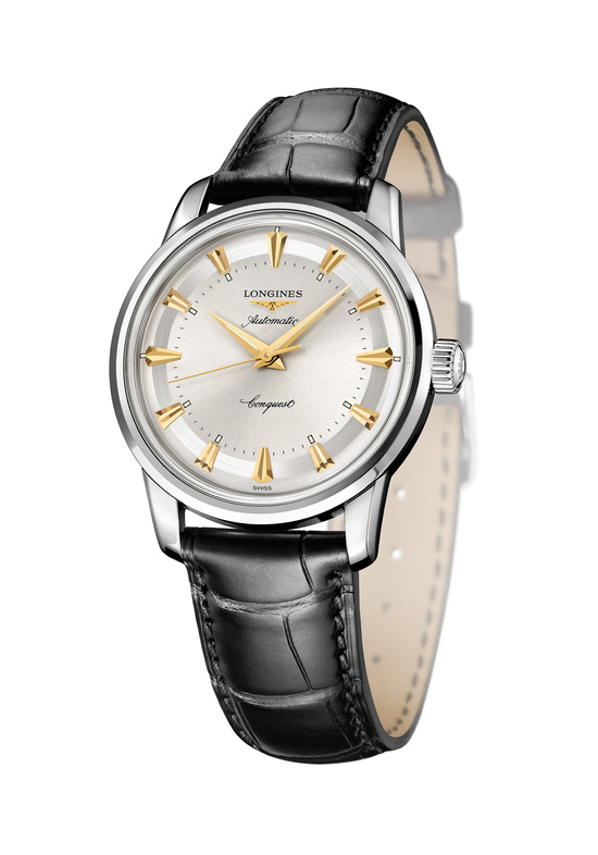 Longines Conquest Heritage 1954-2014 Watch 10