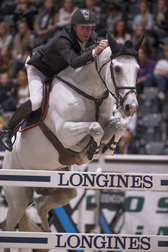 Longines Show Jumping Event: Longines FEI World Cup™ Jumping 2014/2015 – Oslo marks the start of an exciting season 1