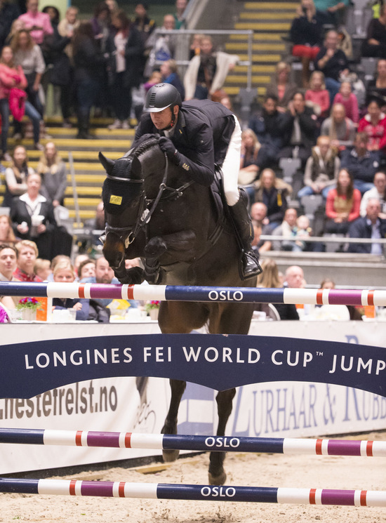 Longines Show Jumping Event: Longines FEI World Cup™ Jumping 2014/2015 – Oslo marks the start of an exciting season 3