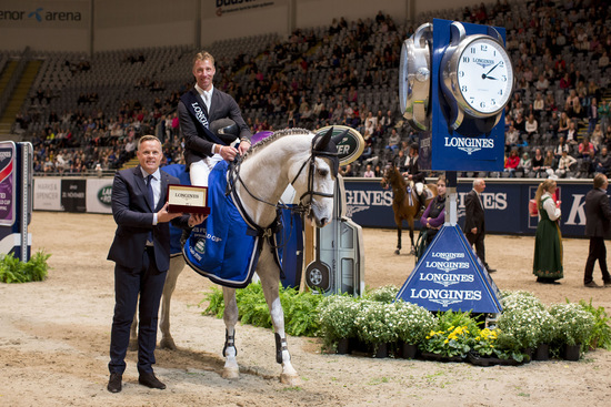 Longines Show Jumping Event: Longines FEI World Cup™ Jumping 2014/2015 – Oslo marks the start of an exciting season 4
