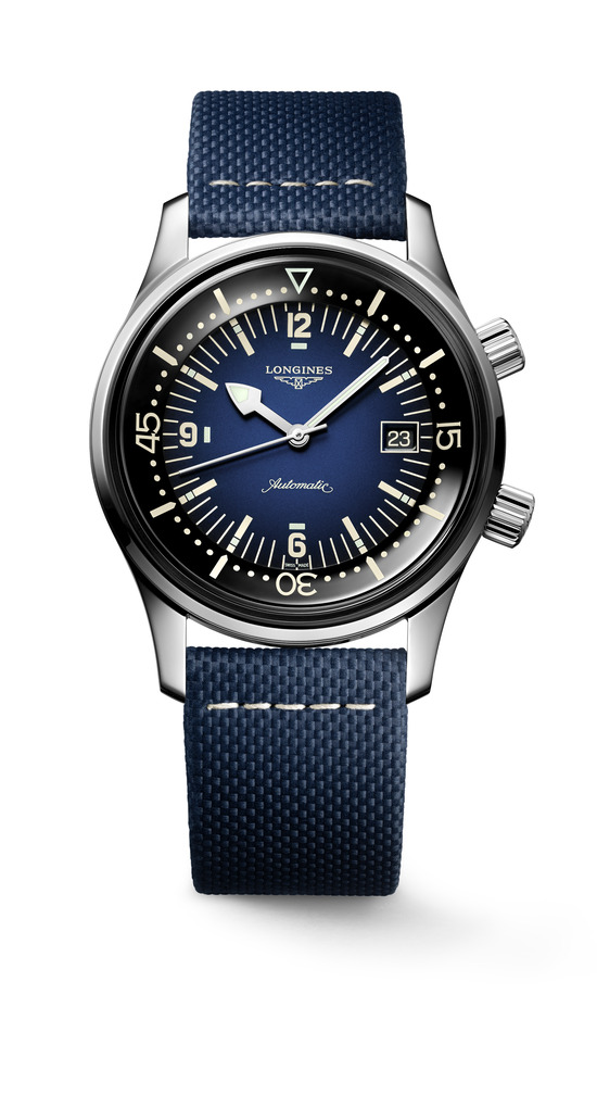 Longines  The Longines Legend Diver Watch Watch 11