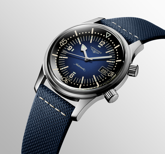 Longines  The Longines Legend Diver Watch Watch 12