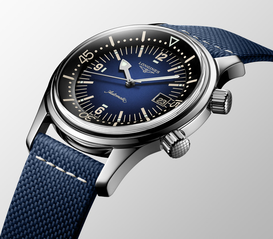 Longines  The Longines Legend Diver Watch Watch 15
