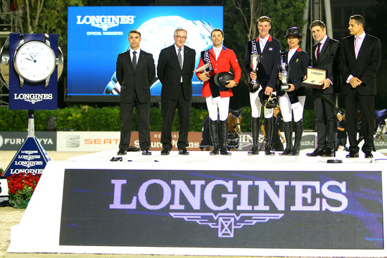 Longines Show Jumping Event: Team Netherlands closes the season with a thrilling victory at the Furusiyya FEI Nations Cup™ Jumping Final (Barcelona, SPAIN)  4