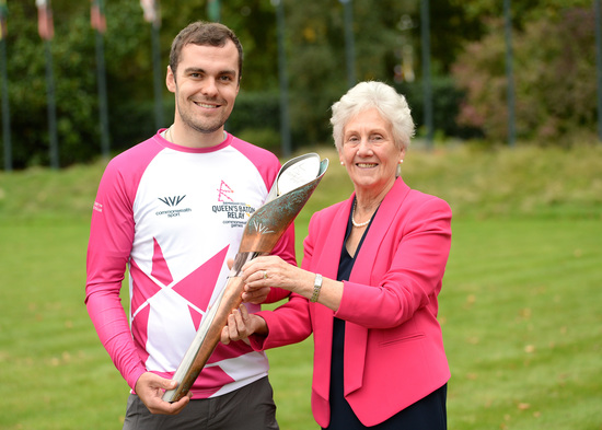 Longines Commonwealth Games Event: Her Majesty the Queen launches the 16th official Queen's Baton Relay for the Birmingham 2022 Commonwealth Games 6