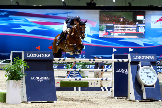 Longines Show Jumping Event: The first Longines Los Angeles Masters (Los Angeles Masters, UNITED STATES (THE))  8