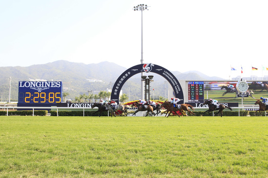 Longines Flat Racing Event: Longines Hong Kong International Races – where fervour meets elegance 3