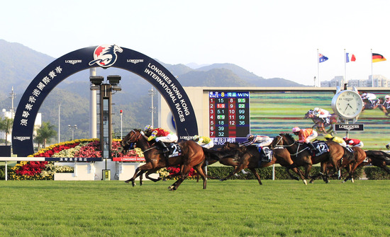 Longines Flat Racing Event: Longines Hong Kong International Races – where fervour meets elegance 7