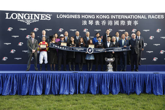 Longines Flat Racing Event: Longines Hong Kong International Races – where fervour meets elegance 9