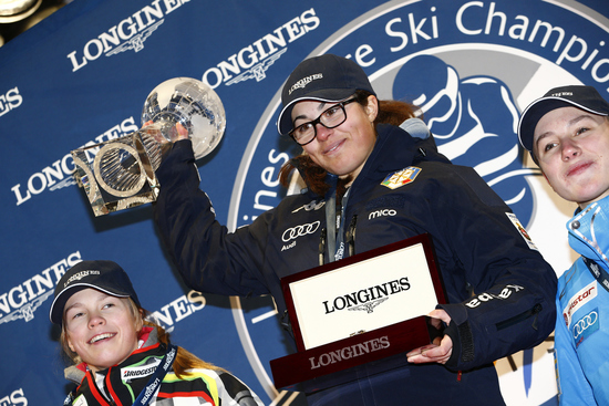 Longines Alpine Skiing Event: Second edition of the Longines Future Ski Champions – A successful 100% female competition in Val d'Isère 1