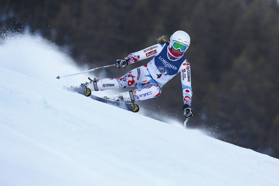 Longines Alpine Skiing Event: Second edition of the Longines Future Ski Champions – A successful 100% female competition in Val d'Isère 24