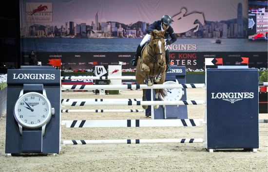 Longines Show Jumping Event: The Longines Hong Kong Masters: the most elegant way to take leave of the Year of the Horse 1