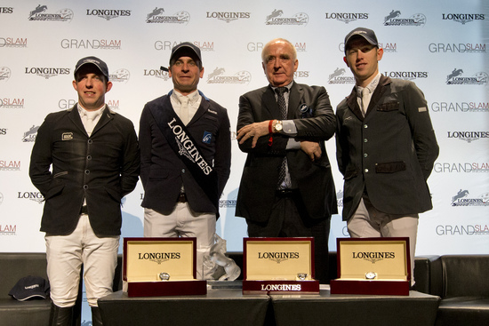 Longines Show Jumping Event: The Longines Hong Kong Masters: the most elegant way to take leave of the Year of the Horse 4
