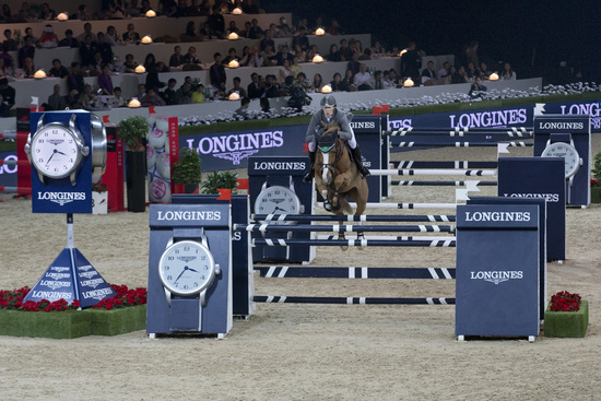 Longines Show Jumping Event: The Longines Hong Kong Masters: the most elegant way to take leave of the Year of the Horse 8