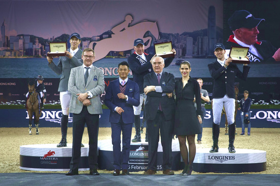 Longines Show Jumping Event: The Longines Hong Kong Masters: the most elegant way to take leave of the Year of the Horse 12