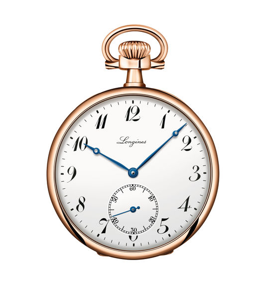 Longines The Longines Equestrian Pocket Watch Horses Trio 1911 Watch 2