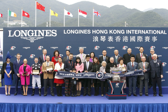 Longines Flat Racing Event: The Longines Hong Kong International Races:  four races, four chances to become a legend 7