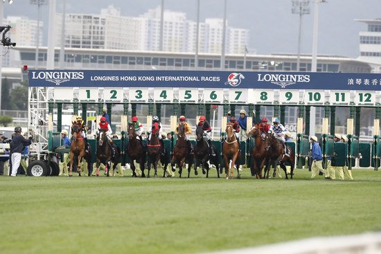 Longines Flat Racing Event: The Longines Hong Kong International Races:  four races, four chances to become a legend 3