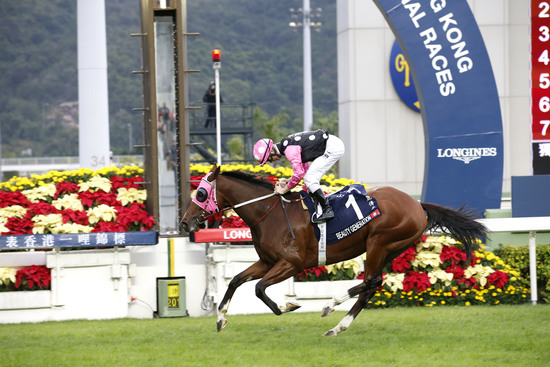 Longines Flat Racing Event: The Longines Hong Kong International Races:  four races, four chances to become a legend 4