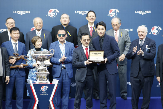 Longines Flat Racing Event: The Longines Hong Kong International Races:  four races, four chances to become a legend 14