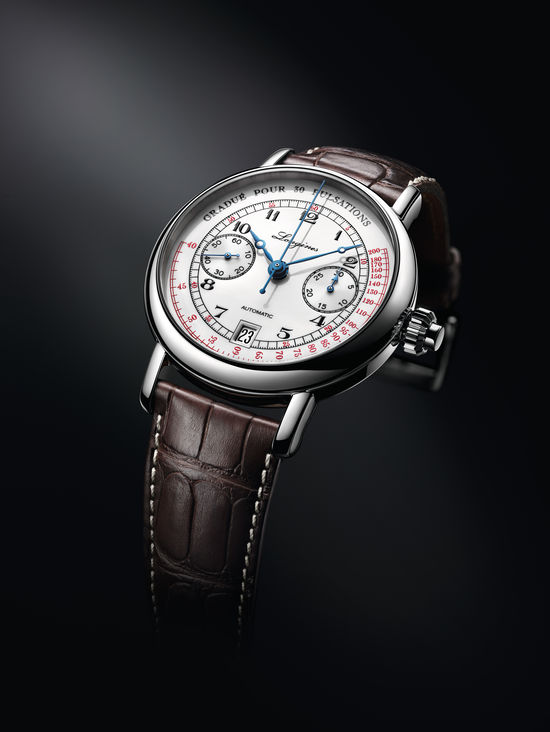 Longines The Longines Pulsometer Chronograph  Watch 3
