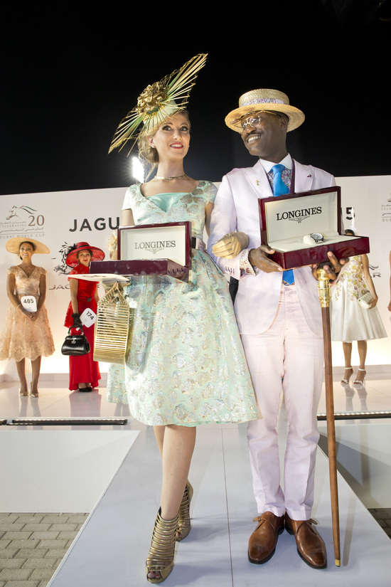 Longines Flat Racing Event: Longines elegantly celebrates the 20th edition of the Dubai World Cup 5